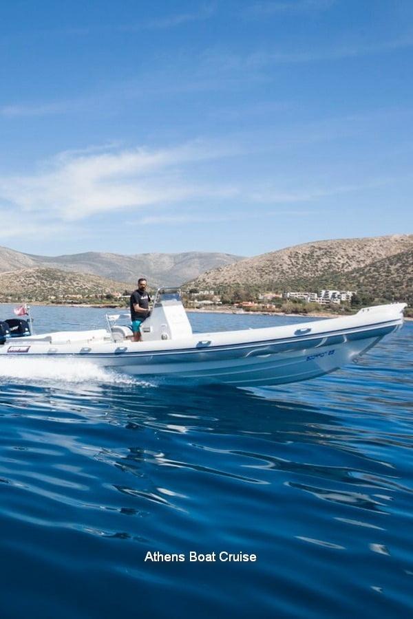 Athens Boat Cruises