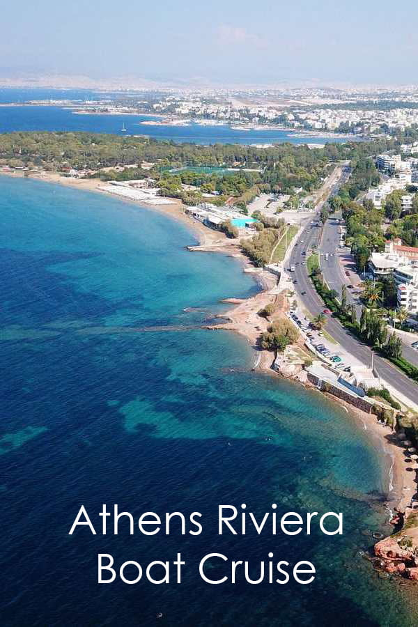 athens riviera boat cruise